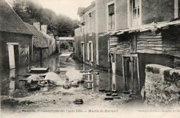 (45)  MAMERS - Catastrophe Du 7 Juin 1904 - Moulin De Barrutel - Mamers