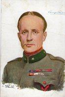 ITALIE....GUERRE 191/1918....CPA.....GENERAL GARIBALDI......NON ECRITE.....LOT M530 - Autres