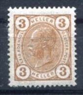 Österreich Kaiser Franz Joseph  1905   Mi. 121  *      Siehe Bild - 1850-1918 Empire