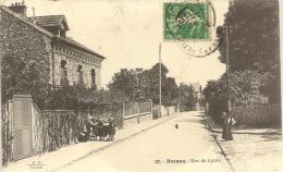 SCEAUX - Rue Du Lycée - Groupe D'Enfants - Sceaux