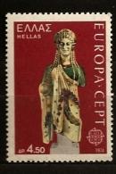 Grèce Hellas 1975 N° 1173 / 5 ** Dikaios-Papaflessas, Assemblée Secrète, Vostitsa, Eglise, Kalamata, Sabre, Cloche - Grèce