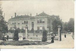 199 - NANCY - L'INSTITUT CHIMIQUE ( Animées + Tampon Militaire: 16ème BATAILLON TERRITORIAL 3ème COMPAGNIE ) - Nancy