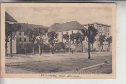 7505 ETTLINGEN, Grossh. Lehrerseminar, 1911 - Ettlingen