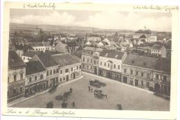 LAA A.d. THAYA-STADTPLATZ Jahr 1928 RARE - Laa An Der Thaya