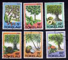 Tokelau - 1985 - Native Trees - Used - Tokelau