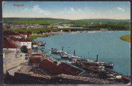 2665. Austria-Hungary, Serbia, K.u.K. Feldpost, 1918, Belgrade, Censored Postcard - Serbie
