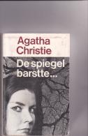 Agatha Christie - De Spiegel Barstte ...- Nr 100 - Boeken, Tijdschriften, Stripverhalen