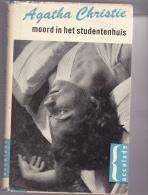 Agatha Christie - Moord In Het Studentenhuis - {43 - Boeken, Tijdschriften, Stripverhalen