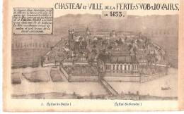 CHATEAU ET VILLE DE LA FERTE SOUS JOUARRE EN 1453 - La Ferte Sous Jouarre