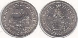 100 RUPIAH 1978 - Indonésie