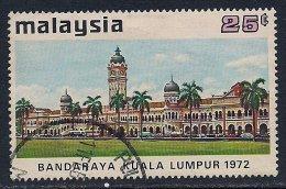 Malaysia ~ Kuala Lumpur As National Territory ~ SG 113 ~ 1973 ~ Used - Malesia (1964-...)