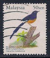 Malaysia ~ 50s. Defin. ~ Birds ~ SG 1267 ~ 2005 ~ Used - Malaysia (1964-...)