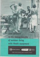 CATALOGUE DE VENTE D'APPAREILS RADIOPHONIQUES (USA 1960) - Radio & TSF