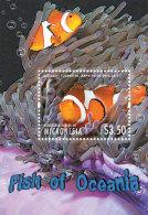 MICRONESIA  MINT N.H SCOTT # ?? ; IGPC 1315 SS  ( MARINE LIFE ; FISH - Micronesia