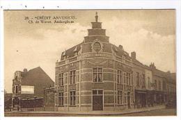 Auderghem - 28 Credit Anversois - Ch. De Wavre - Auderghem - Oudergem