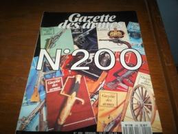 GAZETTE DES ARMES 200 - Decorative Weapons