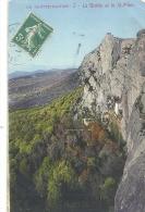LA SAINTE-BAUME--2--LA GROTTE ET LE ST-PILON--BEL AFFRANCHI SUR RECTO-- - France