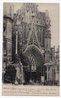 Cpa 62 - Arras - Ancien Couvent Du Saint Sacrement - Façade De L'église Détruite - Arras
