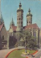 BT19177 Naumburg Dom   2 Scans - Naumburg (Saale)
