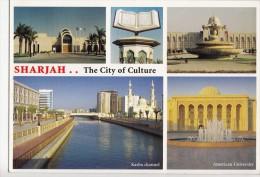 BT19224 Shajrah  The Cityof Culture   2 Scans - Emirats Arabes Unis