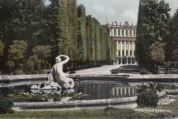 BT19226 Vienna Schonbrunn Castle   2 Scans - Château De Schönbrunn