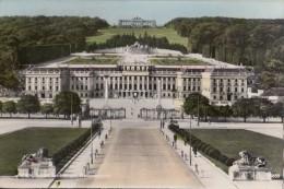 BT19227 Vienna Schonbrunn Castle   2 Scans - Château De Schönbrunn
