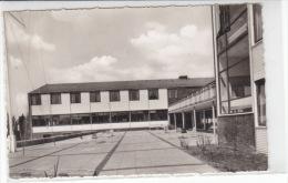 Glücksburg - Hanseatische Yachtschule / Klebestellen Auf Der Rs. - Gluecksburg