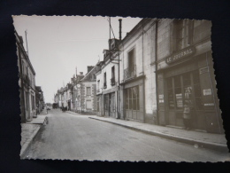 J367. 37 MANTHELAN ANIMATION      CLICHE  PHOTO FORMAT CPSM  SCAN RECTO VERSO - France