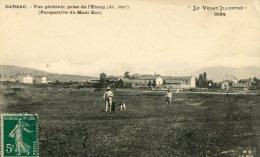 CPA 43 DARSAC VUE GENERALE PRISE DE L ETANG - France