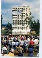 81 - CASTRES - Démolition De La Tour De Bisséous Le 29 Août 1999  - CPM, G.F.,  Voir Scan - Castres