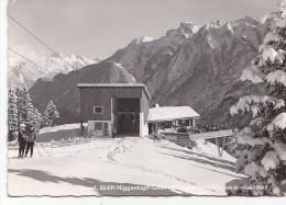 Autriche - Brand - Skilift Niggenkopf-Golm - Schruns