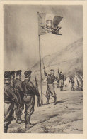 C-1124- Fascismo ONB Illustratore Vittorio Pisani - L´estate Del Balilla - F.p. Non Vg. - Illustratori & Fotografie