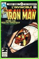 BD, FRANÇAIS - L'INVINCIBLE IRON MAN No 103/104 - FORMAT DOUBLE - ÉDITIONS HÉRITAGE INC, 1982 - 52 PAGES - - Books, Magazines, Comics