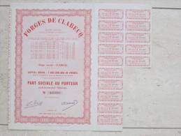 Forges De Clabecq - Afrique