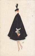 C-1126- Illustratore Sergio Tofano - STO - Bellissima - F.p. Viaggiata 1918 - Illustratori & Fotografie
