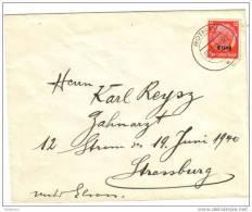 Rothau - Marcophilie (Lettres)