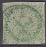 #53# COLONIES GENERALES N° 2 Oblitéré Saint-Denis (Réunion) - Aigle Impérial