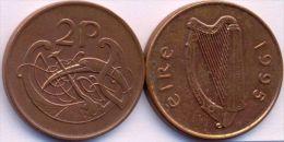 Ireland 2 Pence 1995 XF - Irlande
