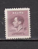 NAURU * YT N° 36 - Nauru