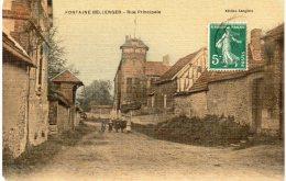 Fontaine Bellenger - Non Classés