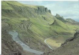 Scotland Postcard - The Quiraing, Isle Of Skye  LSL1997 - Ross & Cromarty