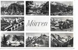 SUISSE - MURREN - Zonder Classificatie