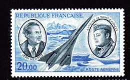 Francia ** - 1970 - Yvert. PA.44. Pionniers De La Poste Aérienne - Airmail