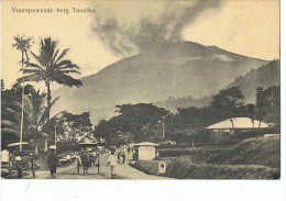 Vuurspuwende Berg Tandika - Tanzania