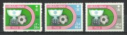 Saudi Arabia 1985 ( 1984 Asian Soccer Cup Victory ) - MNH (**)
