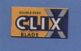 Une Lame De Rasoir  CLIX (L43) - Scheermesjes