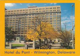 Hotel du Pont Wilmington Delaware
