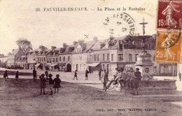 FAUVILLE EN CAUX(SEINE MARITIME) - Sonstige Gemeinden