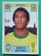 MARCO ANTONIO BRASIL MEXICO 1970 #35 PANINI FIFA WORLD CUP STORY STICKER SOCCER FUSSBALL FOOTBALL - English Edition