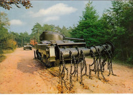 Overloon - Nationaal Oorlogsmuseum - Mijnenveger - Pays-Bas